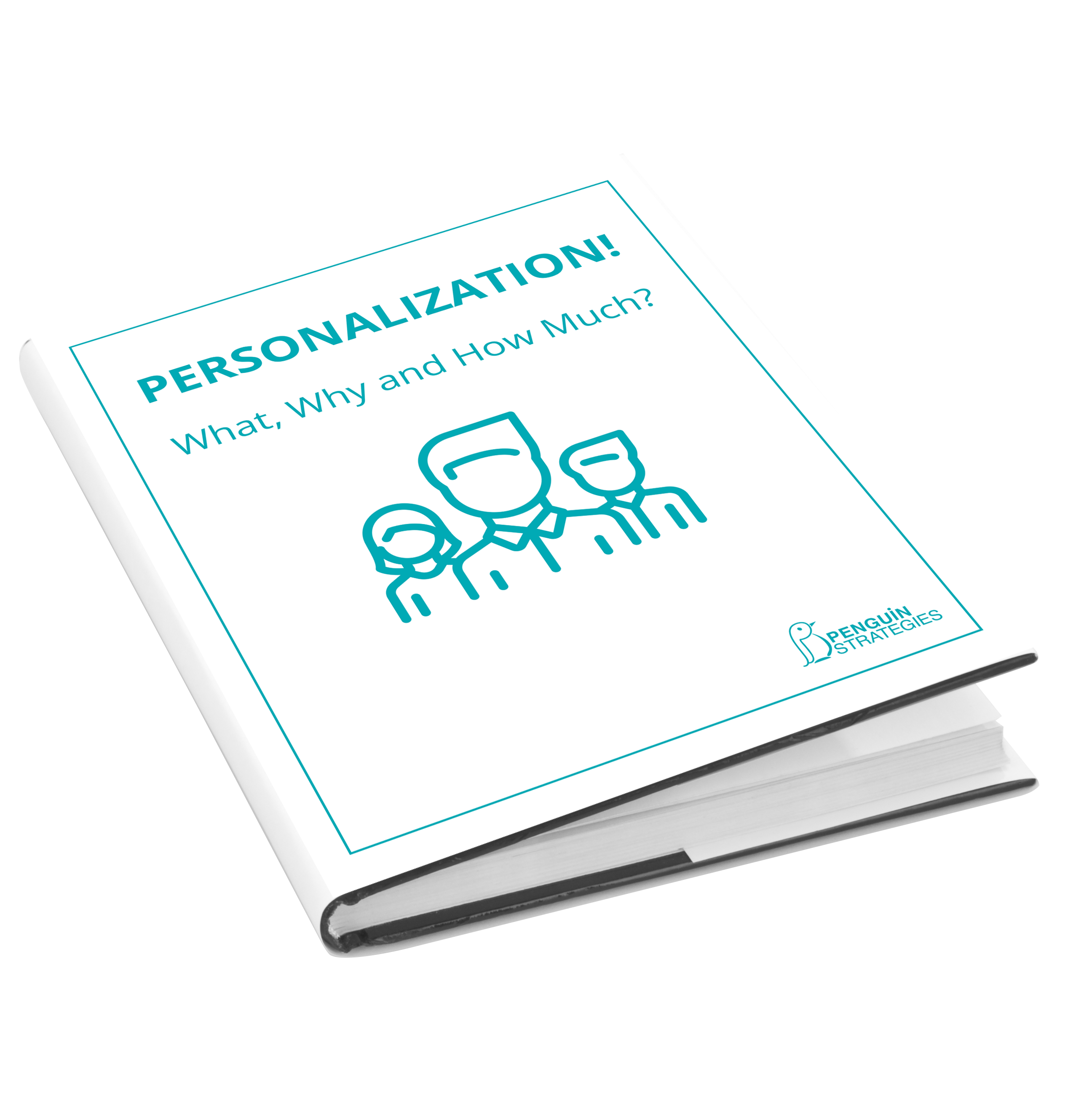 book web personalization white